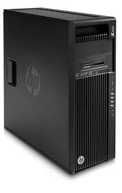 Рабочая станция HP Z440 E5-1650v3, 16GB(2x8GB)DDR4-2133, 256 GB SSD, SuperMultiODD, no graphics, laser mouse, keyboard, CardReader, Win8.1Pro 64 downgrade to Win7Pro 64