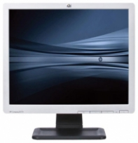 Монитор HP TFT LE1711 17'' Flat Panel Monitor (250 cd/m2,1000:1,5 ms,160°/160°,15 pin D-sub(VGA), EPEAT Silver)(new, replace GS917AA)